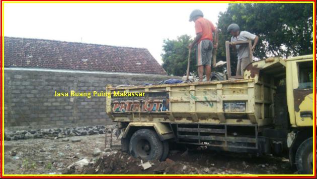 Jasa Buang Puing Makassar