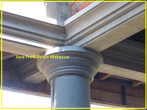 Jasa Profil Beton Makassar
